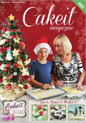 Cakeit Magazine Nº1