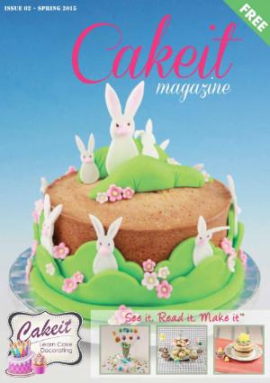 Cakeit Magazine Nº2