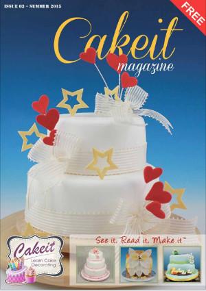 Cakeit Magazine Nº3
