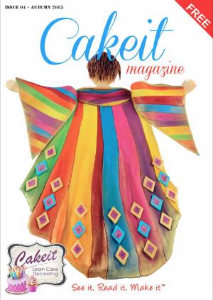 Cakeit Magazine Nº4