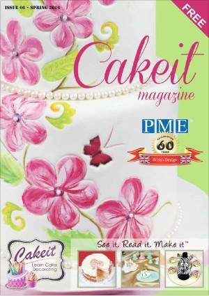 Cakeit Magazine Nº6