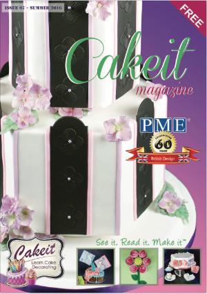 Cakeit Magazine Nº7