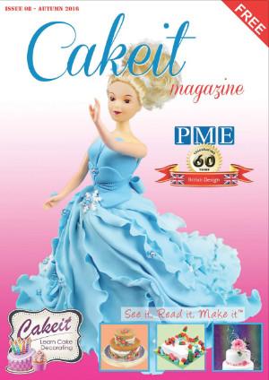 Cakeit Magazine Nº8