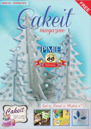 Cakeit Magazine Nº9