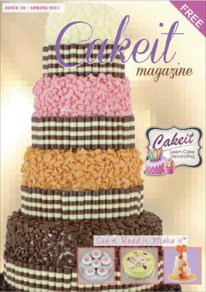 Cakeit Magazine Nº10