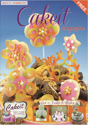 Cakeit Magazine Nº11