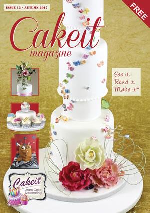 Cakeit Magazine Nº12
