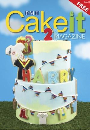 Cakeit Magazine Nº15