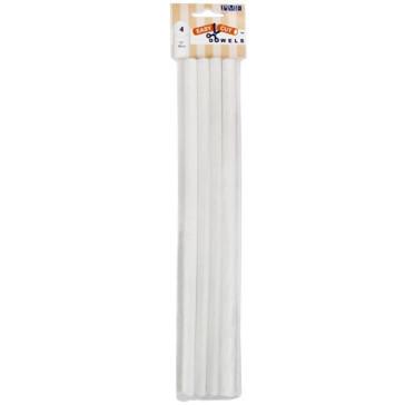 """Tubos de Plástico 30cm """"fácil cortar"""" Conj. de 4- PME"""