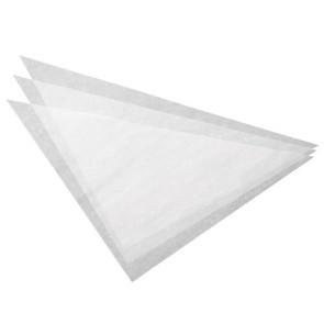 Triângulos de Papel Encerado 38cm