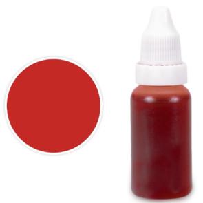 Corante Líquido Vermelho 14ml para Aerógrafo- Stadter