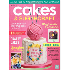 Revista Cakes and Sugarcraft da Squires Kitchen nº139