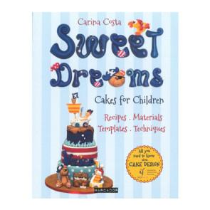"""Livro """"Sweet Dreams"""""""