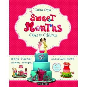 """Livro """"Sweet Months"""""""