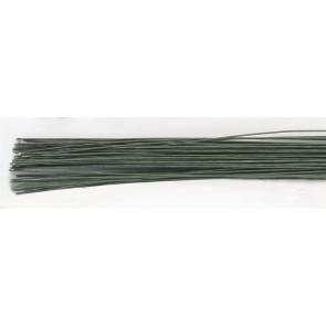 Fio de Florista Verde Escuro 24'' - Conj. de 50
