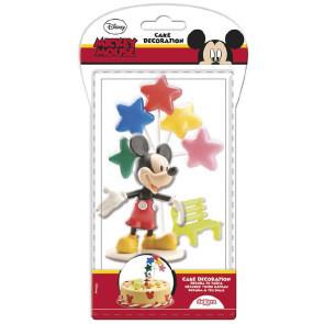 Boneco Mickey - Kit 3 Peças - Dekora
