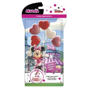 Boneco Minnie - Kit 3 Peças - Dekora