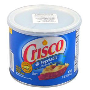 Gordura Vegetal Crisco 450gr