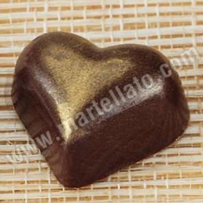 Molde de Coração 3 para Chocolate