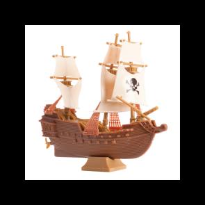 Boneco Barco Pirata