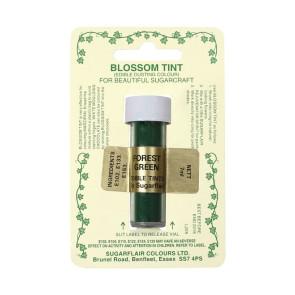 Pó Comestível Verde Floresta (Blossom Tint Dusting Forest Green)