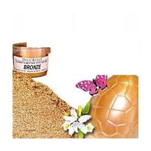 Pó Comestível Bronze para Chocolate 25g