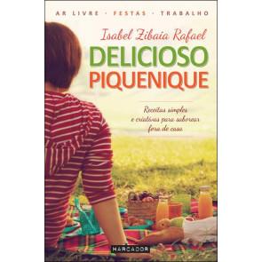 """Livro """"Delicioso Piquenique"""""""
