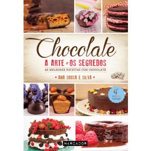 """Livro"""" Chocolate, A Arte e os Segredos"""""""