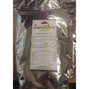 Chocolate Negro 60% SweetArt 1kg