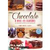 """Livro """"Chocolate, A Arte e os Segredos"""""""