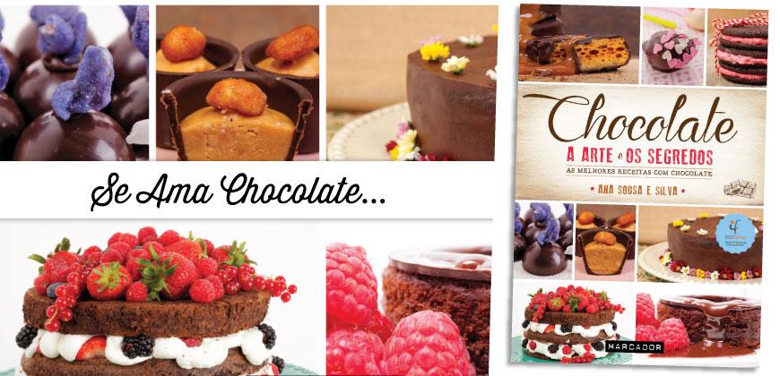 O nosso Livro de Chocolate