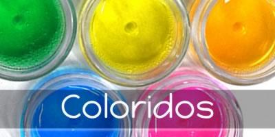 Comestíveis Coloridos