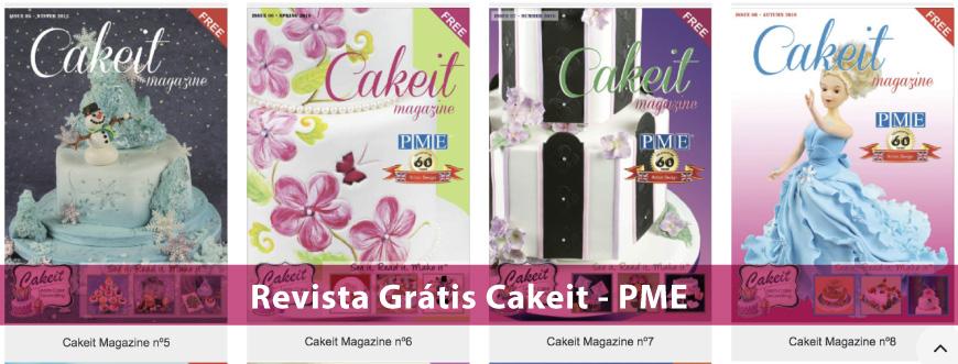 Revista Gratis Cakeit PME